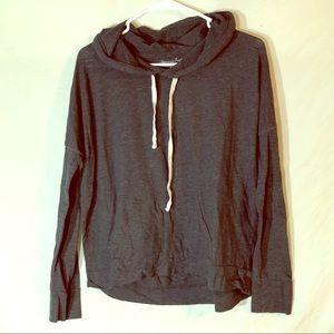 lightweight hoodie.